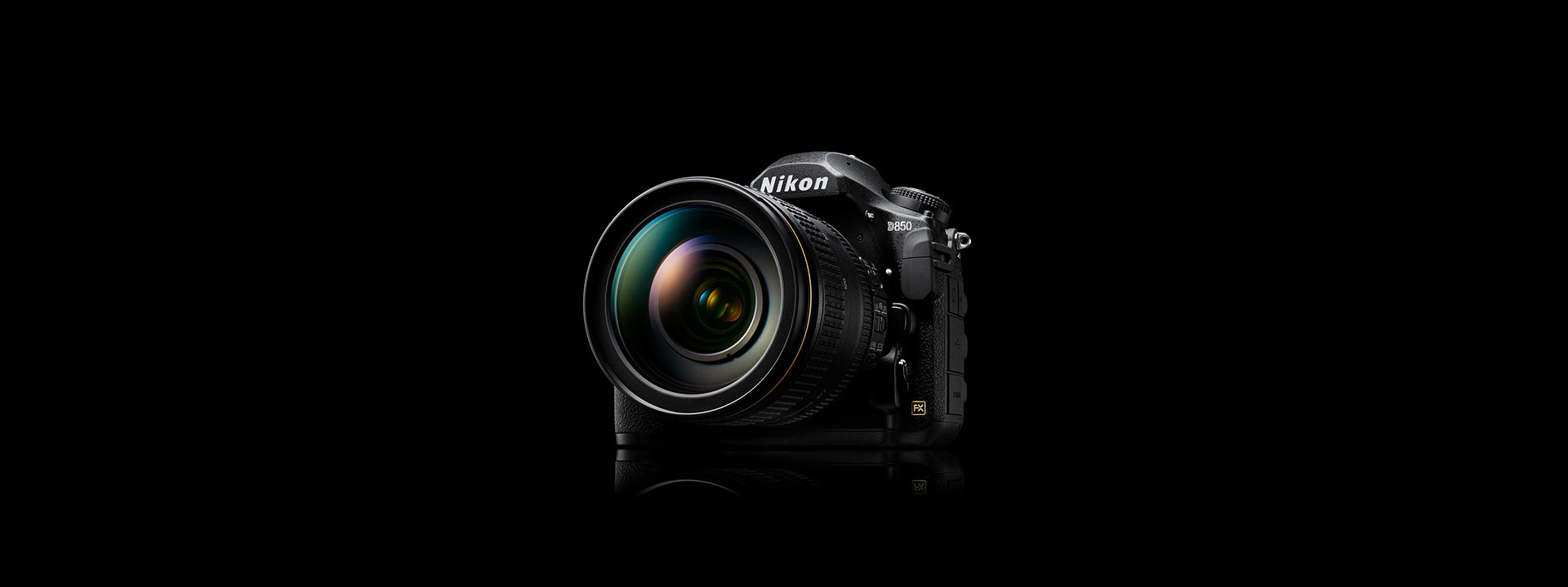 Nikon D850| FX DSLR| full-frame 4k video