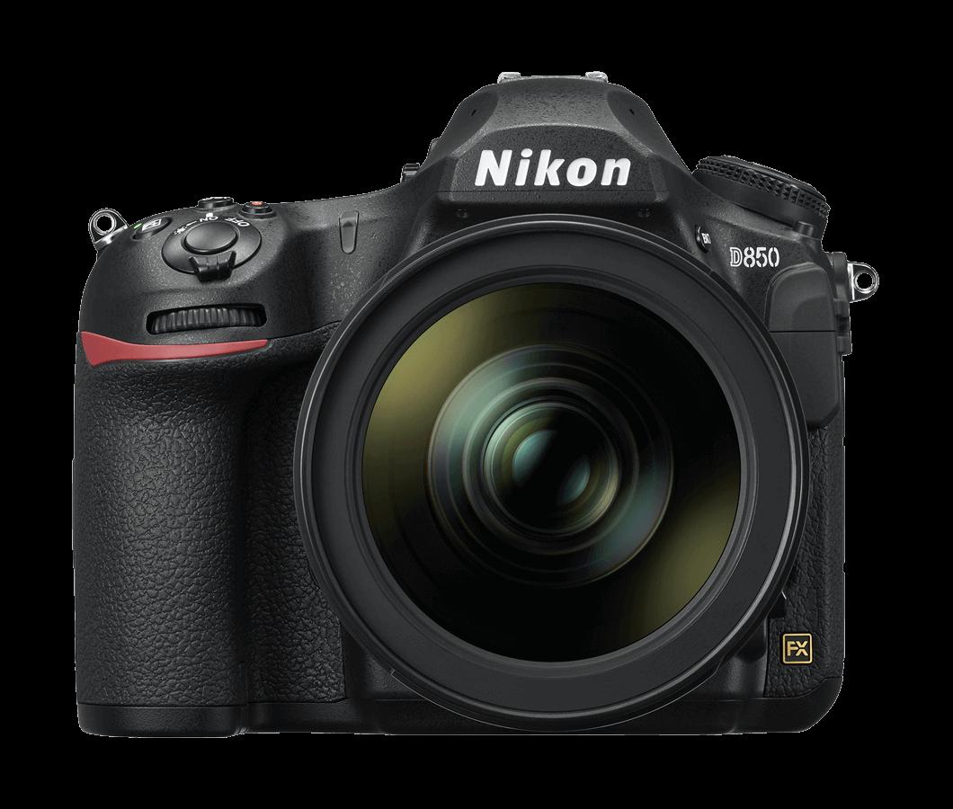 Nikon D850| FX DSLR| full-frame 4k video