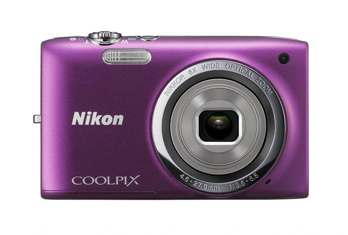coolpix s2700 purple nikon store rh store nikon co uk Nikon Coolpix S2500 Nikon Coolpix S4100 Charger