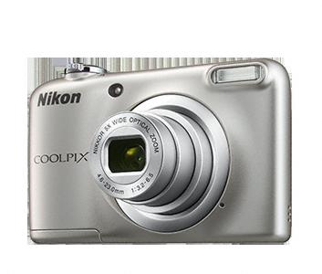 nikon coolpix a10 16mp 5x zoom digital compact camera. Black Bedroom Furniture Sets. Home Design Ideas