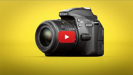 Nikon D3300   DSLR Camera   Body, Specs, Kits & Accessories
