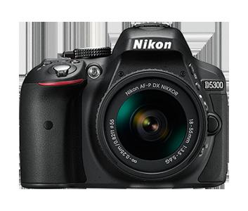 D5300 Nikon Digital Camera   HD-SLR from Nikon