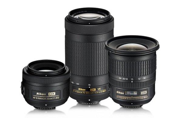 NIKKOR lenses: legendary optical performance