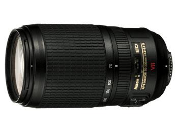 70-300mm f/4.5-5.6G AF-S VR Zoom-Nikkor