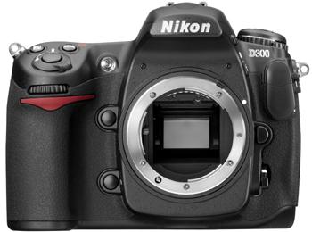 Nikon D300 dal sito europe-nikon.com